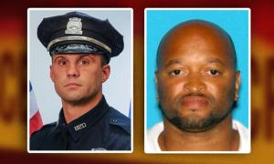 Boston Cop Shot In The Face Suspect Dead After 300 Rounds Fired