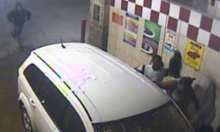 3 Men Attack A Woman At Car Wash As She Fights Back