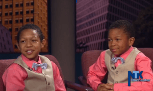 Jeremiah and Joshua West