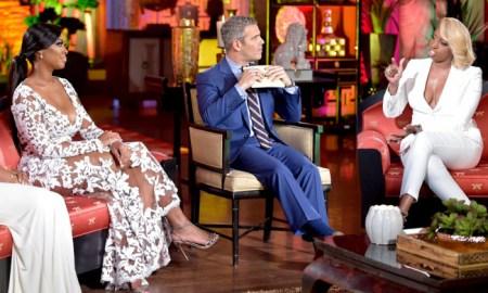 Kenya & NeNe Go At It As Kenya Accuses NeNe Of Flirting With Peter