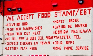 Wisconsin Republicans Don't Want Food Stamp Recipients Buying Beans, Potatoes, Pasta Sauce