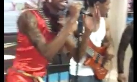 Chicago: A Random Live Band Set Up & Performed At The Red line Train station On Jackson & State [Video]