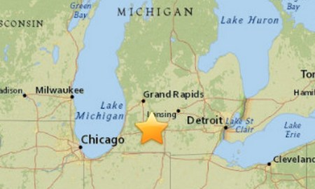 Michigan residents: Did you feel that ? Officials Confirm A 4.2 Magnitude Earthquake