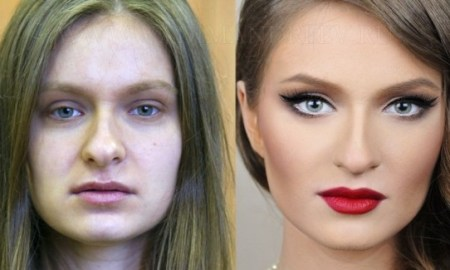 Do Women Use Make Up To Trick Men? 7 Unbelievable Makeup Tranformations