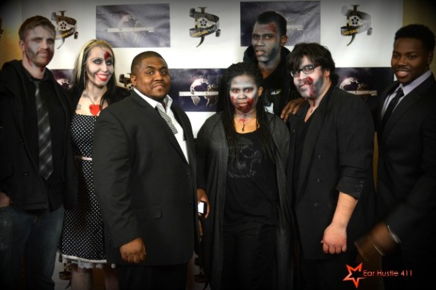 "Chicago Mover & Shaker-  Exclusive Interview with Jay Davis- Creator Of ""Not Another Zombie Movie"""