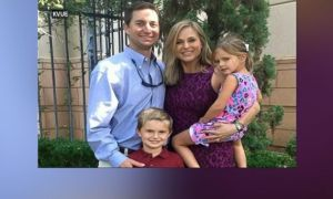 The Body Of The Texas Mom Washed Away In House With Both Her Children Has Been Found,1 Child Is Still Missing