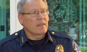 Chief Of Police McKinney Said Officer Eric Casebolt Was Out Of Control When Handling Kids At Pool Party; Officer Resigns