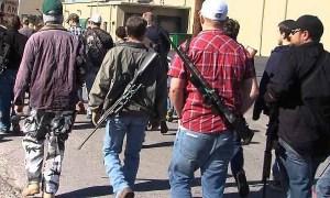 Gun toters