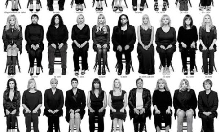 35 Of Bill Cosby's Accusers Cover New York Magazine To Tell Their Story