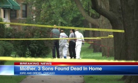Chicago: 4 Bodies Found In A Home On The South Side Near 83rd & Drexel A Mother & Her 3 Children