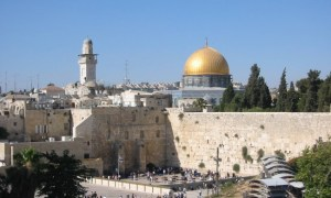 The Vatican Wants the Temple Mount Taken From the Jews