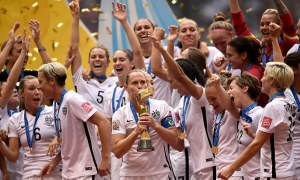 USA Wins Wold Cup