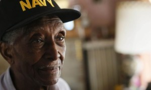 90 Year- Old African-American WWII Veteran Evicted From Home In Stretcher By M & T Bank