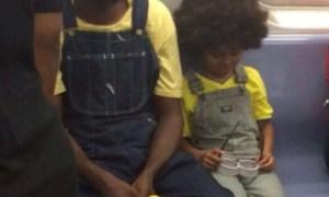 father & son minion