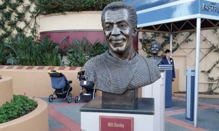 Walt Disney World Resort Has Confirmed Bill Cosby Statue Will Be Removed