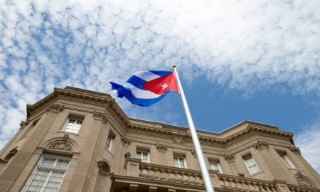 Long Overdue: Cuban Embassy Reopens in Washington DC.