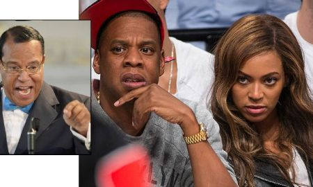 Minister Louis Farrakhan Allegedly Tells Jay-z It's His Duty & Obligation To Make Bey Dress Less Sexy