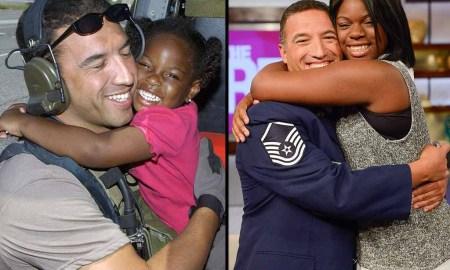 Air Force saving reunion