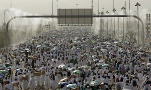 muslim stampede