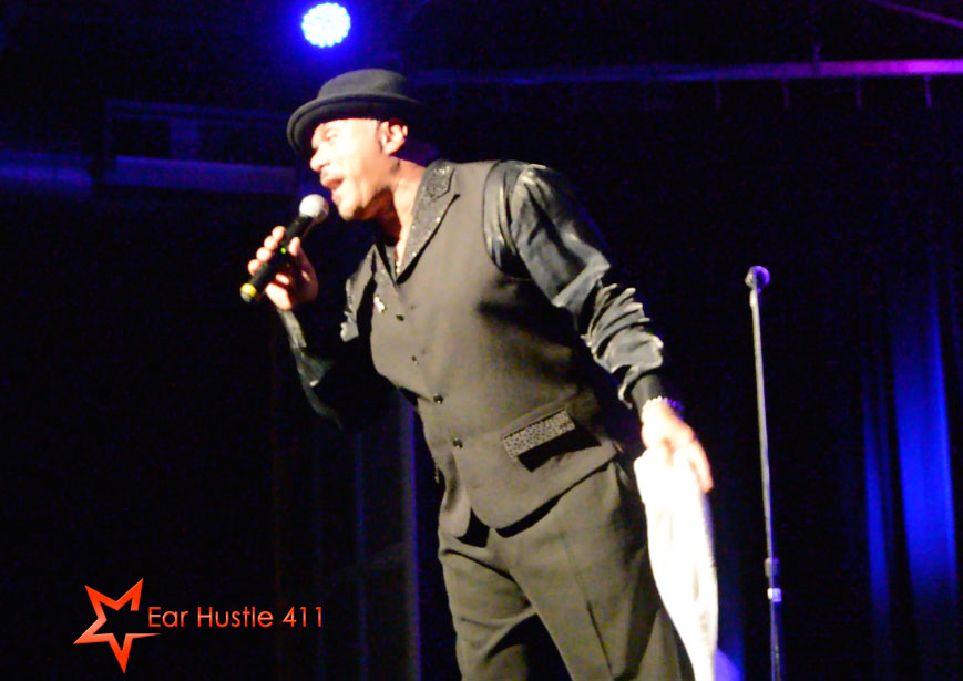 Howard Hewett Singing