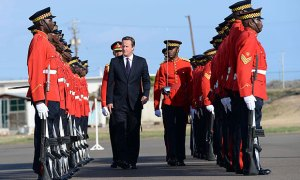 David Cameron Prime Minister of Great Brittan Was Told To Atone Over Slavery