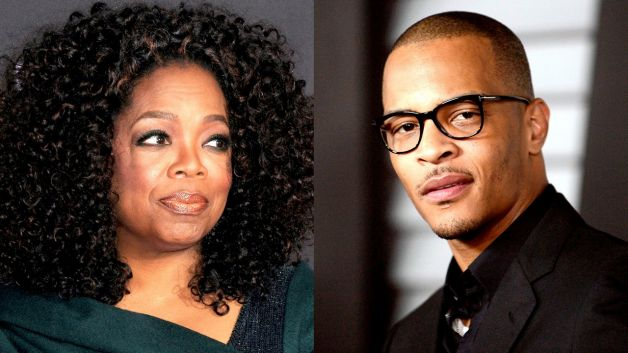 Oprah Tells T.I To Zip His Mouth After His Sexist Comment About Clinton Running For President