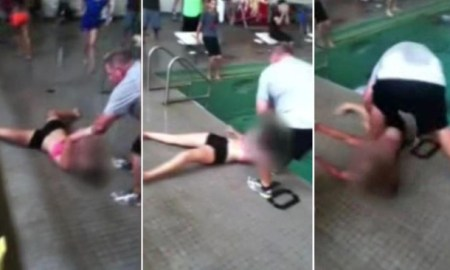 Gym Teacher Charged With Injury To A Child After Trying To Force A 14-Year Old Girl In A Pool