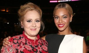 Singer Adele Allegedly Turns Down Duet With Beyonce