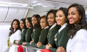 Ethiopian Airlines Celebrates It's First All-Female Operated Flight