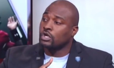 ESPN's Marcellus Wiley Accuses Notre Dame Football Coach Of Emasculating Black Assistant Coach By Shoving Him