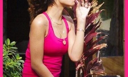 "Rihanna Launches Her Own Branded Marijuana ""MaRhianna"""
