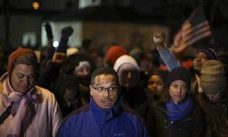 black lives matter shooting