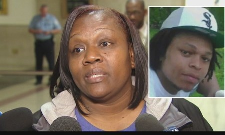 After Seeing The Video Of Laquan Mc Donald Being Executed A Mother Said Chicago Police Killed Her Son The Same Way Too & He Is Still On Duty
