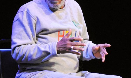 MELBOURNE, FL - NOVEMBER 21:  Actor Bill Cosby performs at the King Center for the Performing Arts on November 21, 2014 in Melbourne, Florida.  (Photo by Gerardo Mora/Getty Images)