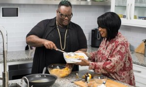 Patti LaBelle Films New Cooking Show With James Wright Chanel Her Famous Pie Fan