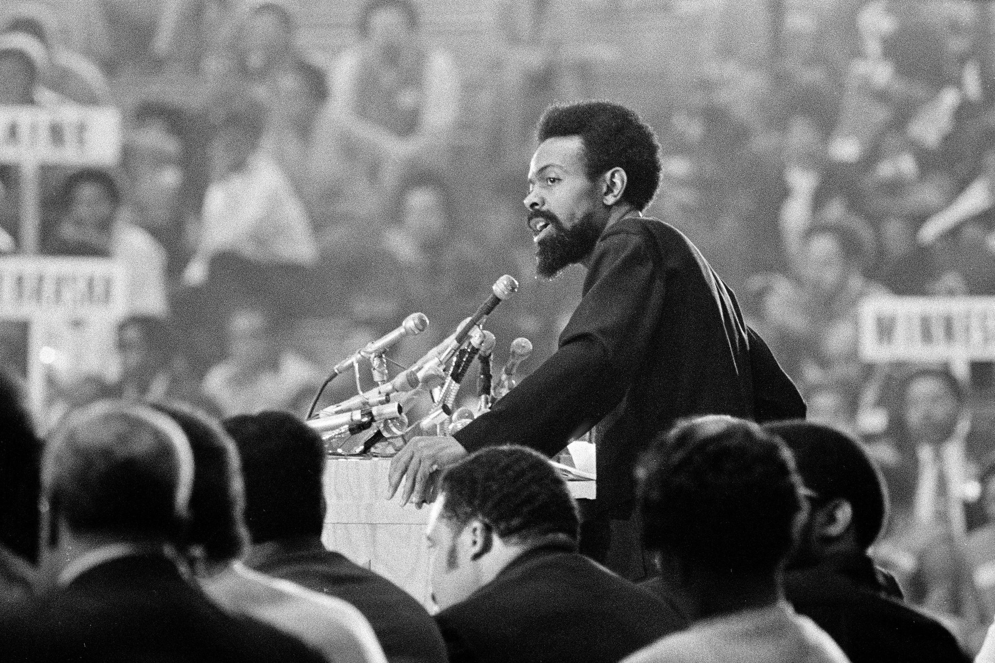 phenomenal poet and playwright amiri baraka dies at age ear photo credit gary settle ny times