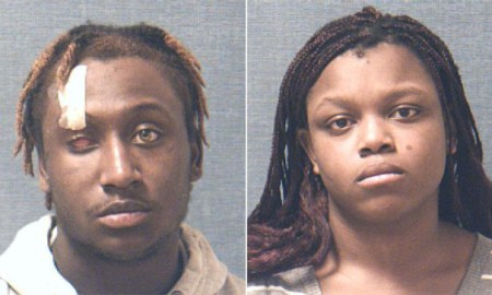 20- Month Old Found Stuck In Toilet While Mother Shops At Walmart Both Parents Charged