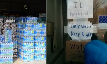 If You Can't Produce A Photo ID In Flint, You Can't Have Any Drinking Water