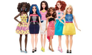 Barbie Has Finally Produced Dolls With Three New Body Types