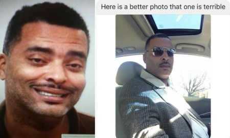 Ohio Man Sends Police A Selfie Because He Didn't Like The Mug Shot They Chose For Him