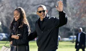 President Obama Says He Will Be Too Emotional To Speak At Malia's Graduation
