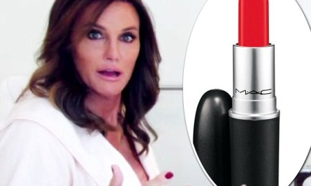 Caitlyn Jenner Is The New Face For Mac Cosmetics Right After Black Woman's Lips Were Used In Promotion Ad & Received Negative & Racist Feedback
