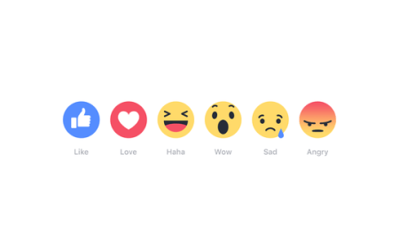 facebook new icons