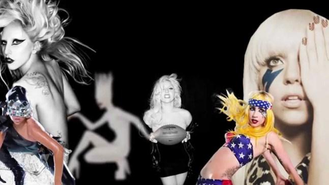Lady Gaga Slayed At Super bowl 50 singing The National Anthem