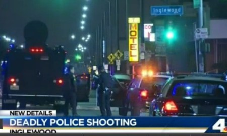 Mayor Of Inglewood Speaking Out After Police Kill 2 Unconscious People