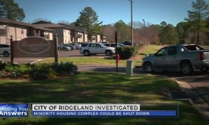 A City In Ridgeland Mississippi Is Under Investigation After Rezoning To Move Out All Black Residents