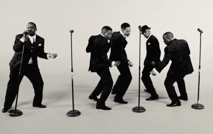 "New Edition & Johnny Gill Release New Video "" This One's For Me & You"""