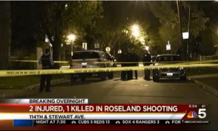 shooting in Roseland