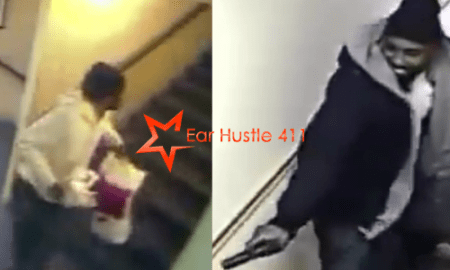 Old Video Emerges Of Wild Shoot Out In Philadelphia Motel The Person Getting Shot At Never Drops His Food