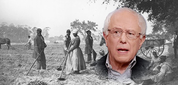 Bernie Sanders Apologizes For Slavery He Says African Americans Need To Be Paid Back